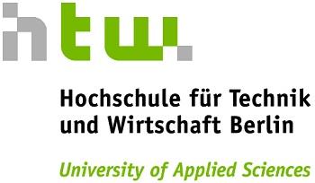 Logo of the Berlin University of Applied Science.