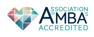 Seal of Association of MBAs accreditation.